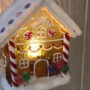 Gingerbread House Nightlight